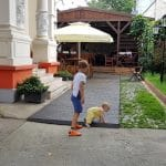 La Nenea Iancu, berarie in strada Romulus din Bucurestiul Vechi