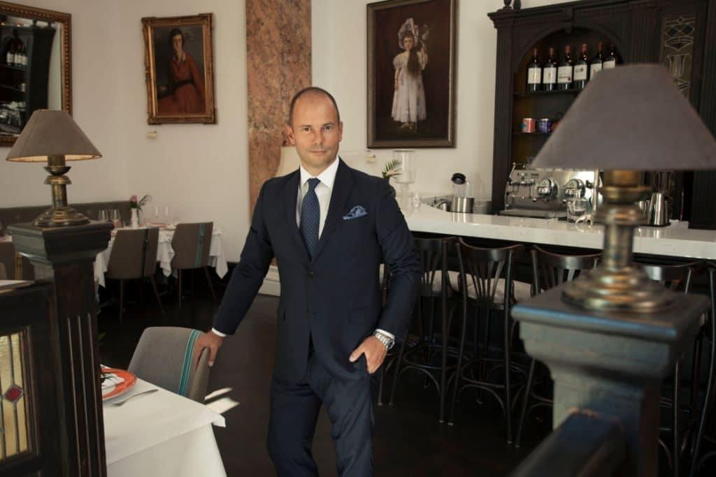 Le Bistrot Francais, restaurant Haute Cuisine la Bucuresti