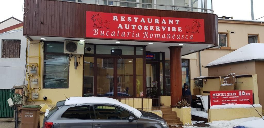 Restaurant cu autoservire in locul Da Vinci Pizza