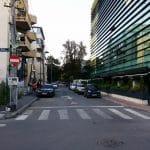 Strada Constantin Aricescu de la Piata Floreasca, cu Atypic, MA Bistro si 2 Minutes