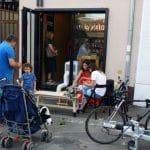 Two Minutes, cafenea boema in Piata Floreasca din Bucuresti