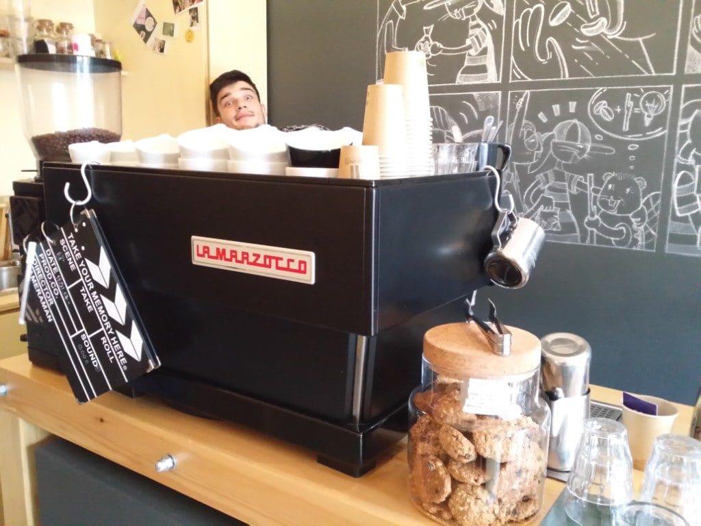Two Minutes din Piata Floreasca - noile cafenele ale Bucurestiului