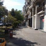 Bulevardul Decebal, cu restaurantele Turquoise, Padthai, Ruby Tuesday si Tress