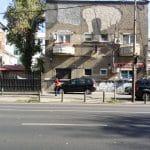 Calea Dorobantilor intre Stefan cel Mare si Dacia