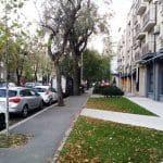 Calea Floreasca si Piata Floreasca din Bucuresti