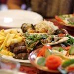 Pranz arabesc la Damascus Palace, restaurant arabesc pe bd. Basarabia din Bucuresti