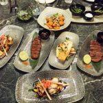 Ginger Sushi Bar, restaurant japonez la Radisson Blu Hotel in Bucuresti