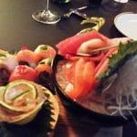 Ginger Sushi Bar, restaurantul cu specific oriental de la Hotelul Radisson Blu in Bucuresti