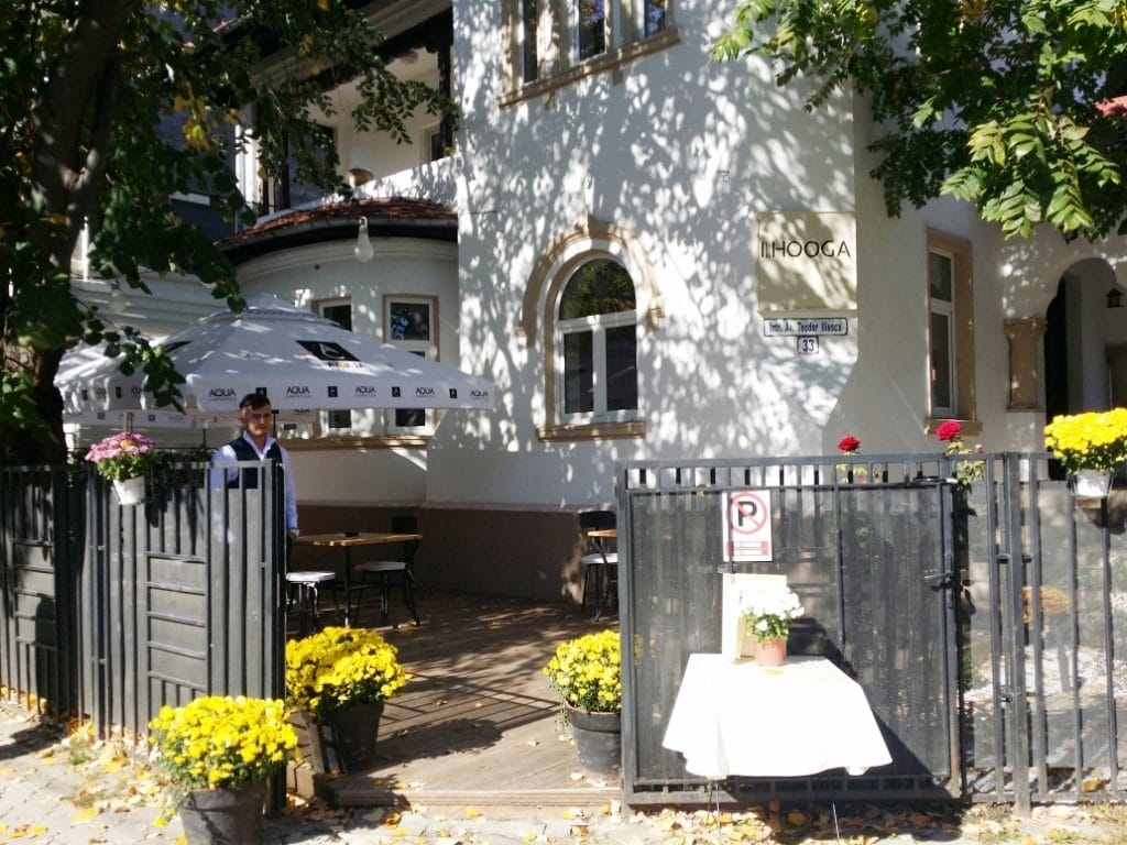 Hooga, restaurantul cu bucatarie europeana creativa in Piata Dorobantilor din Bucuresti