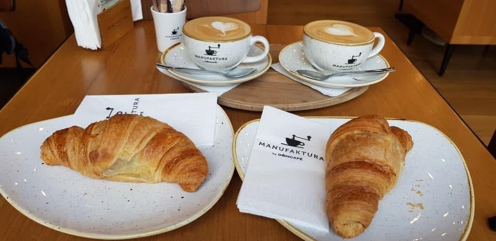 Manufaktura by DonCafe in Piata Victoriei