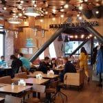 Manufaktura, cafenea in complexul Aviatorilor 8 din Piata Victoriei