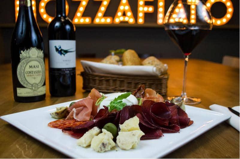 Mozzafiato - ristorante and bar