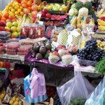 Piata Floreasca din Bucuresti, cu bistroul de peste Bistromar