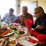 Un pranz in stil arabesc la Damascus Palace, in Bucuresti