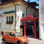 CA Rosetti la intersectia cu Caagiale, cu restaurantul Chinese Garden