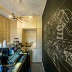 Cafeneaua Two Minutes din Piata Floreasca