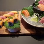 Ginger Sushi Bar & Lounge la Hotel Radisson Blu din Bucuresti