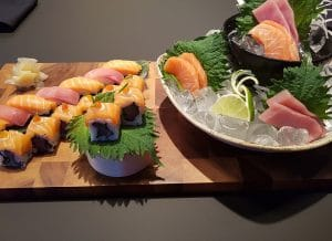 Ginger Sushi Bar & Lounge