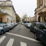 Intersectia Luigi Cazavillan cu General Berthelot in Bucuresti