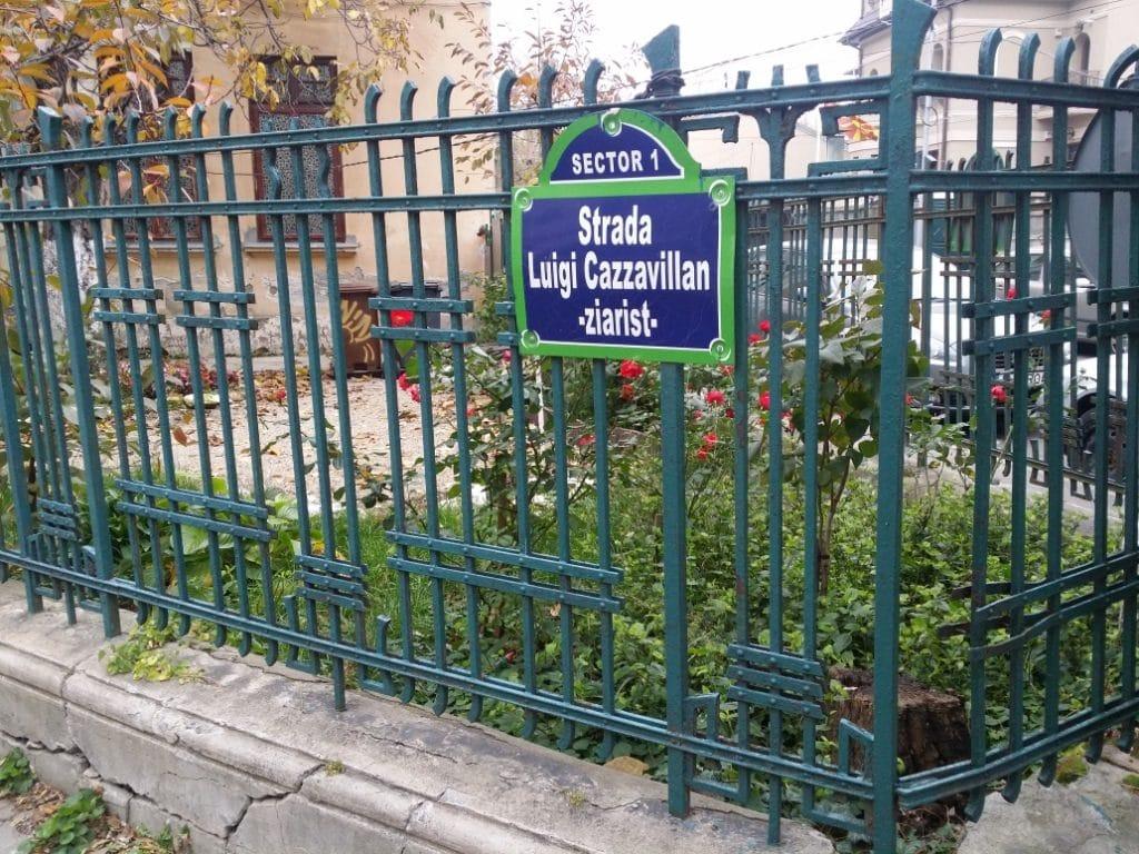 Strada Luigi Cazavillan