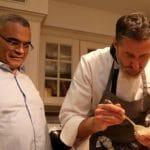 Interviu cu Chef Dan Cretu, bucatarul personal al ES Dl. Salah A. El-Sadek, Ambasadorul Egiptului in Romania