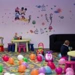 Jasmine's Playground, locul de joaca al restaurantului La Bordei, un restaurant child-friendly