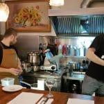 MA Bistro, mic restaurant cu bucatarie contemporana in Piata Floreasca