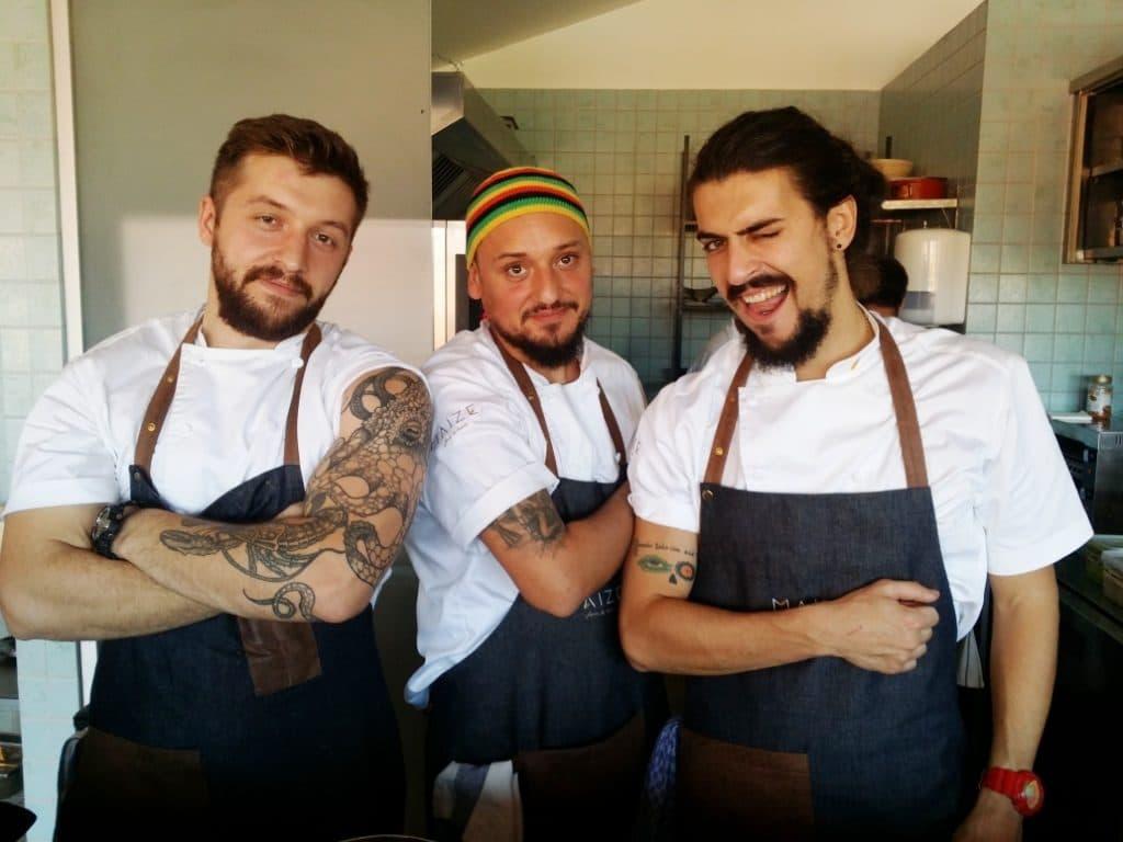 Maize, restaurant cu bucatarie romaneasca creativa, farm to table