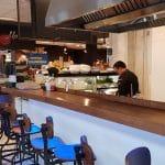 Piata Dorobantilor food-court