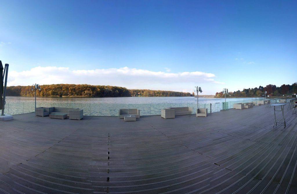 Snagov Club, restaurant, terasa si salon de evenimente pe malul Lacului Snagov