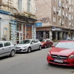 Strada Doamnei, cu Zahana 33, Terasa Doamnei si alte restaurante