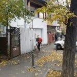 Strada Polona din Bucuresti, cu Acuarela, Portobello si alte restauramte si cafenele