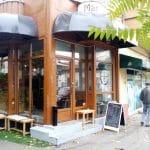 Strada Polona din Bucuresti, cu Acuarela, Portobello si alte restauramte si cafenele 15