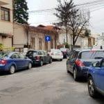 Strada Povernei, cu restaurantele Mamma Leone si La Cantine de Nicolai