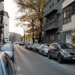 Strada Tudor Stefan intre Piata Dorobantilor si Piata Floreasca