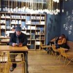 Teds Coffee Co, o cafenea boema din Piata Universitatii