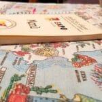Meniul de 50 de pagini de la Belli Siciliani