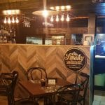 Bistro Hoinar - Mobra Shop, restaurant pentru motociclisti in Strada Paris