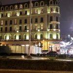 Capitol, restaurant cu bucatarie internationala la Hotel Capitol pe Calea Victoriei