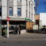 Cotroceni la intersectia Eroilor cu Carol Davila, la restaurantul La Terrazza