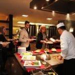 Deluxe Brunch la Hotelul Sheraton din Bucuresti