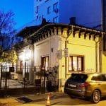 Gradina Moudys Kitchen, restaurant cu specific oriental - sirian, turcesc si armean