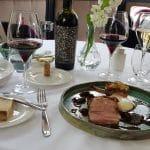 La restaurantul L'Atelier cu Chef Samuel le Torriellec