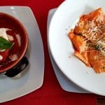 Olio, restaurant cu bucatarie italiana traditionala pe strada Clucerului