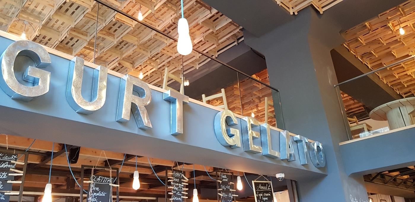 Puro & Bio, cafenea si gelaterie - evaluare Restocracy