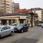 Strada Clucerului, cu restaurantele Olio, Beirut si Jadoo Garden
