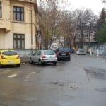 Strada Matasari, cu restaurantele Belli Siciliani, Naser 3 si Nabu
