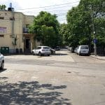 Strada Matasari pe la restaurantele Naser 3 si Bite