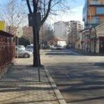 Strada Toamnei din Bucuresti, la intersectia cu Mihail Eminescu