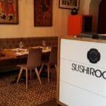 Sushi Room, restaurant cu bucatarie japoneza langa Atheneul Roman